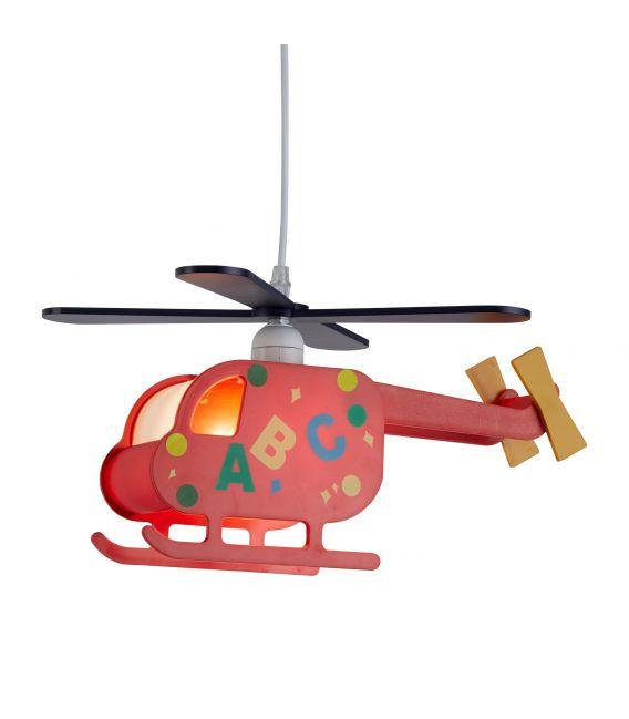 Pakabinamas šviestuvas HELICOPTER ABC 0102