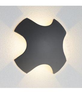 Sieninis šviestuvas LED OUTDOOR 8W 4000K IP44 0903GY