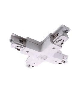 Bėgelio LKM X formos sujungimas White 7657-10-W31