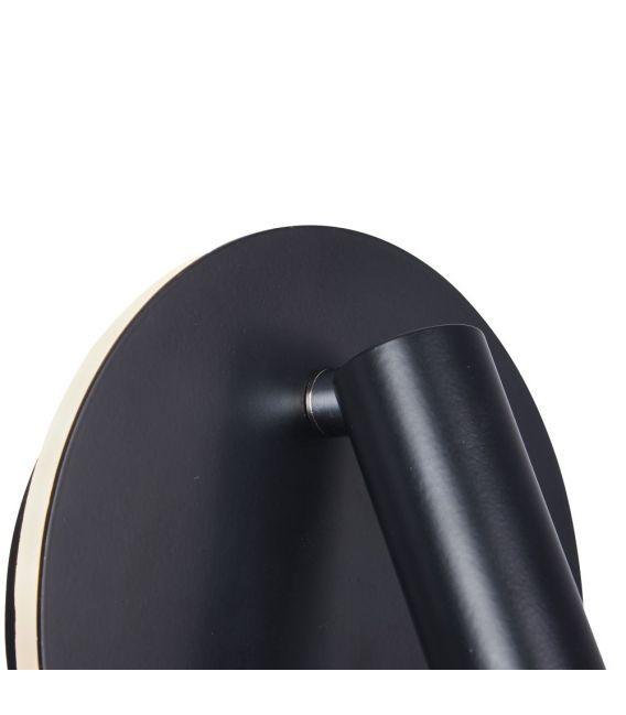 Sieninis šviestuvos IOS 176 Black C176-WL-01-6W-B