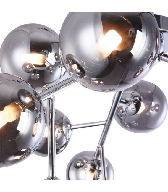 Pakabinamas šviestuvas DALLAS Ø60 Chrome MOD545PL-12CH