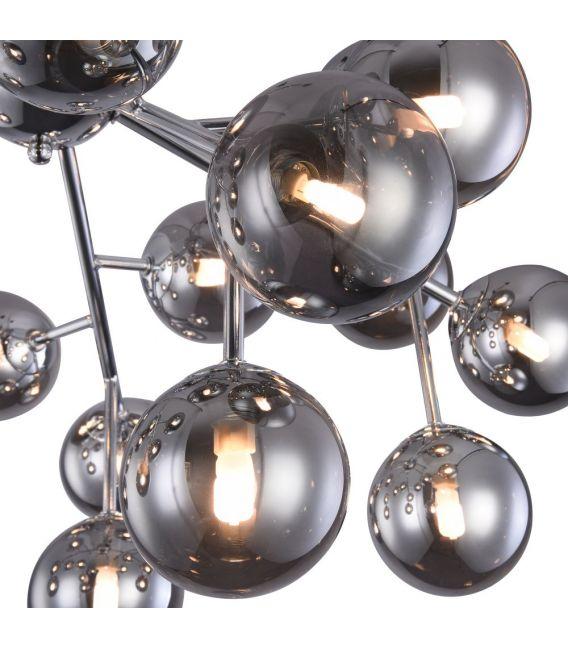 Lubinis šviestuvas DALLAS Ø75 Chrome MOD545PL-20CH