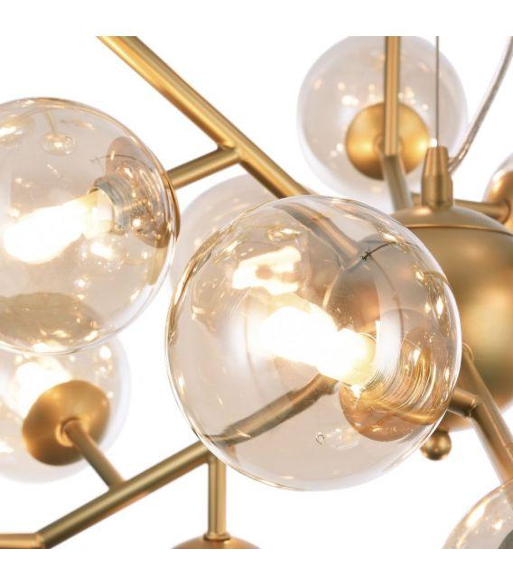 Pakabinamas šviestuvas DALLAS Ø65 Gold MOD545PL-24G