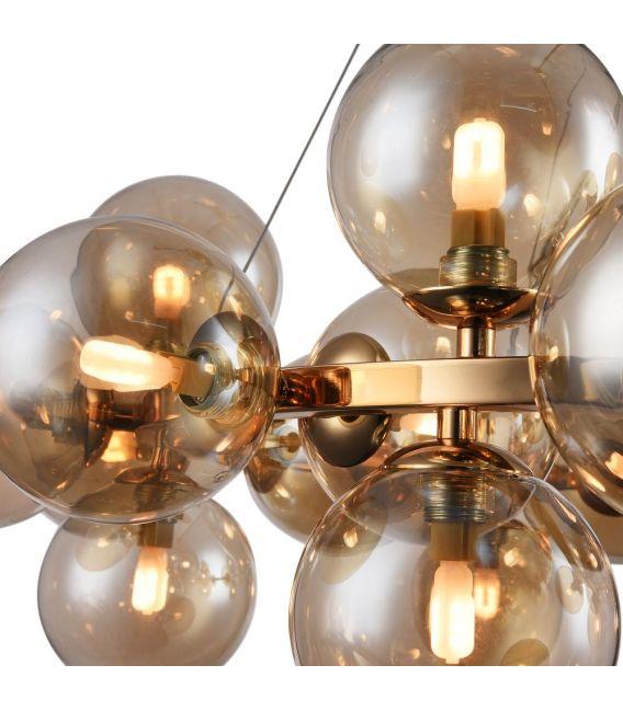 Pakabinamas šviestuvas DALLAS Ø69 Gold MOD548PL-25G