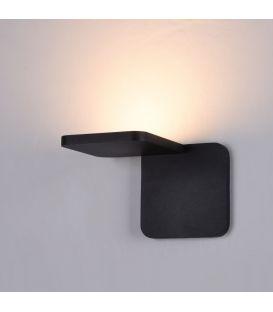 Sieninis šviestuvas TRAME LED 7W Black C807WL-L7B