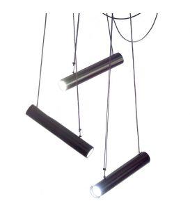 Pakabinamas šviestuvas PEPO 6 Black 27870/6T