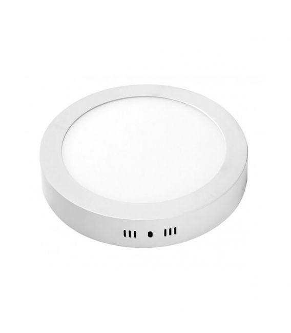 Paviršinė LED šviesos panelė 12W [EPISTAR] 3000K 30581LEDLAM