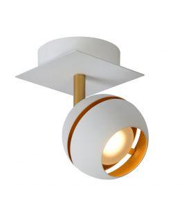 Lubinis šviestuvas BINARI LED 1 White 77975/05/31
