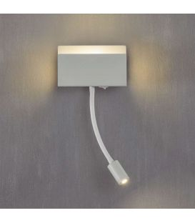 Sieninis šviestuvas CABARETE LED White 5715