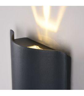 Sieninis šviestuvas GREENWICH 6W IP54 O592WL-L6GR