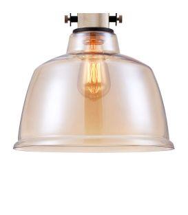 Pakabinamas šviestuvas IRVING Ø30 Amber T163PL-01R