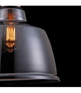 Pakabinamas šviestuvas IRVING Ø30 Smoked T163PL-01C