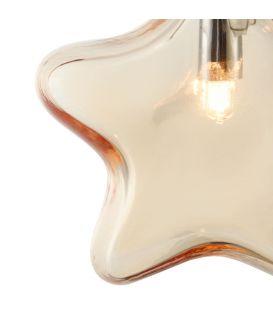 Pakabinamas šviestuvas STAR Big Amber MOD242-PL-01-AM