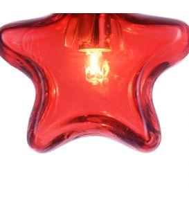 Pakabinamas šviestuvas STAR Small Red MOD246-PL-01-R