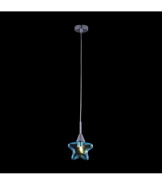 Pakabinamas šviestuvas STAR Small Blue MOD246-PL-01-BL
