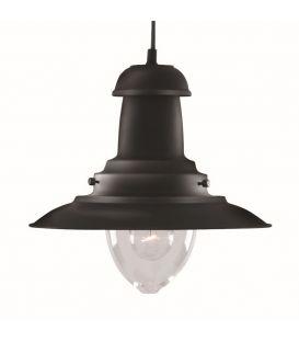 Pakabinamas šviestuvas FISHERMAN Ø32cm 4301BK