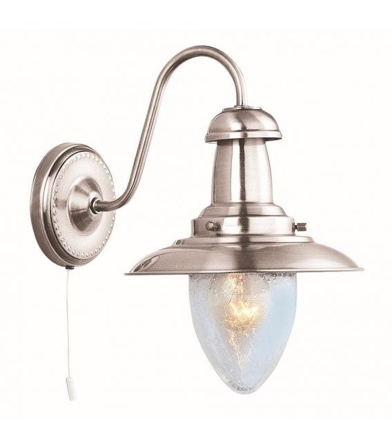 Sieninis šviestuvas FISHERMAN 5331-1SS