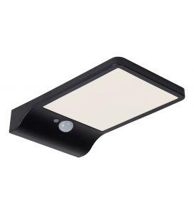 3W LED Sieninis šviestuvas BASIC Black 22862/04/30