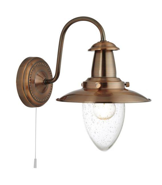 Sieninis šviestuvas FISHERMAN 5331-1CU