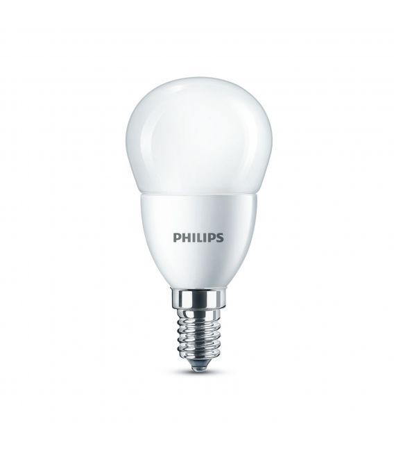 LED LEMPA 7W E14 apvali 8718696702895