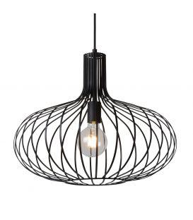 Pakabinamas šviestuvas MANUELA Ø50 Black 78374/50/30