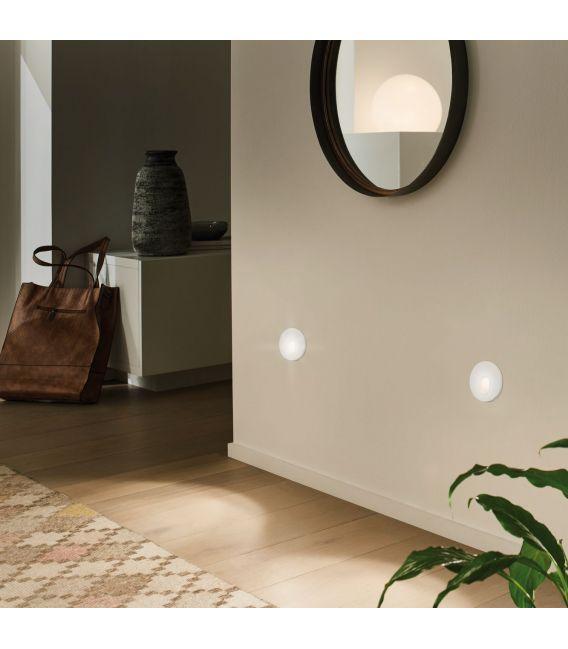 Įmontuojamas šviestuvas WALL LED 230V Round 92924