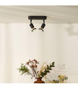 Lubinis šviestuvas JASTER-LED 2 Black 11903/10/30