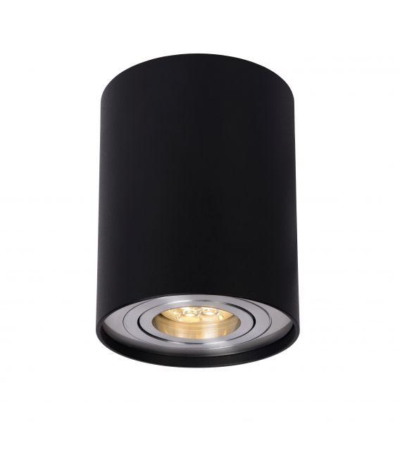 Lubinis šviestuvas TUBE Black 22952/01/30