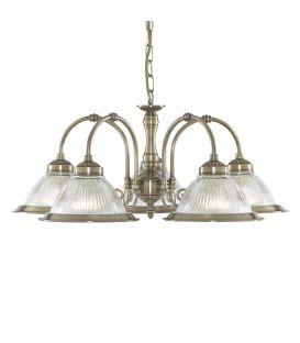 Pakabinamas šviestuvas AMERICAN DINER 5 9345-5