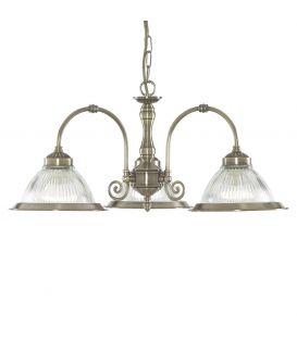 Pakabinamas šviestuvas AMERICAN DINER 3 9343-3