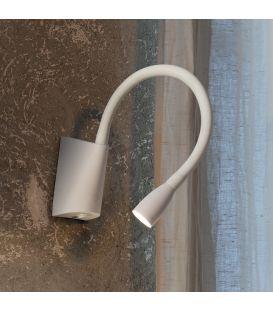 3W LED sieninis šviestuvas GOOSE AP1 BIANCO 142708