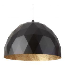 Pakabinamas šviestuvas DIAMENT Ø50 Black Gold 31367
