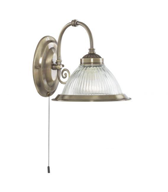 Sieninis šviestuvas AMERICAN DINER 9341-1