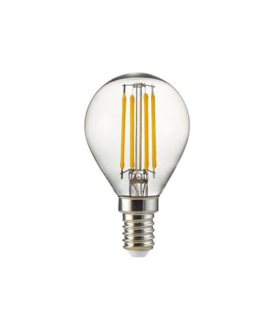 LED LEMPA 4W E14 NUPI FILLED 2700K 25411