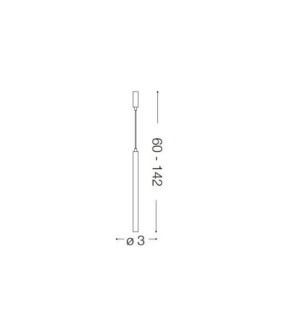 10.5W ULTRATHIN SP1 SMALL CROMO 187662