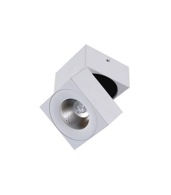 7W LED Lubinis šviestuvas Lamparas Ø8 LC1329-W 018956