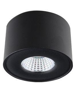 5W LED Lubinis šviestuvas LAMPARAS Black Ø9 LC1400 YLD-008209