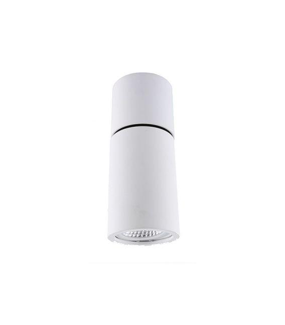 Lubinis kryptinis šviestuvas Lamparas White Ø6.3 NC1800-M-YL