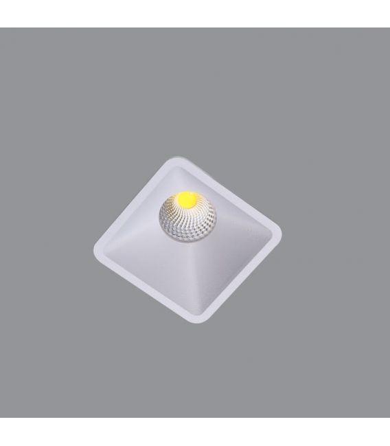 Įmontuojamas šviestuvas Aros White NC2152SQ-FW