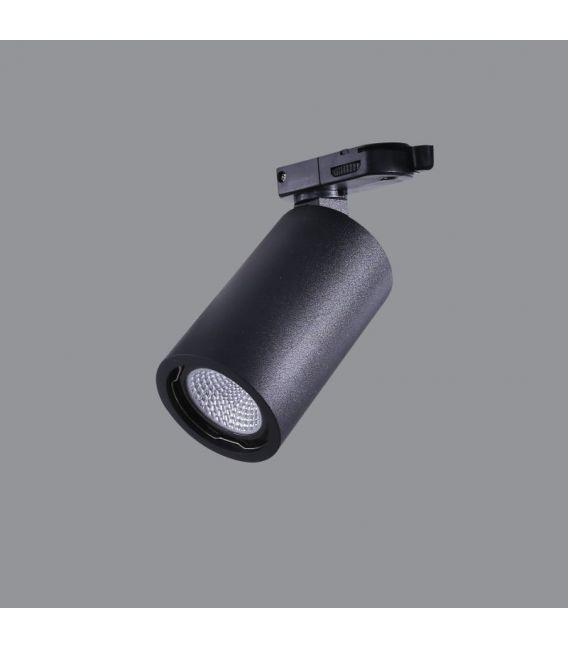 Lubinis šviestuvas Iluminacion Ø63 Black NC2189-FBK
