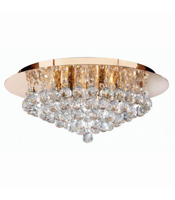 Lubinis šviestuvas HANNA 6 3406-6GO