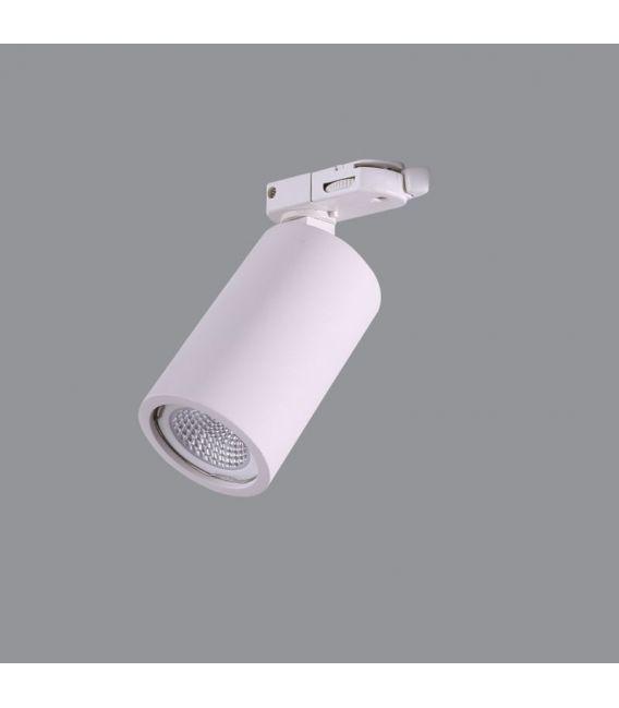 Lubinis šviestuvas Iluminacion Ø6.3 White NC2189-FW