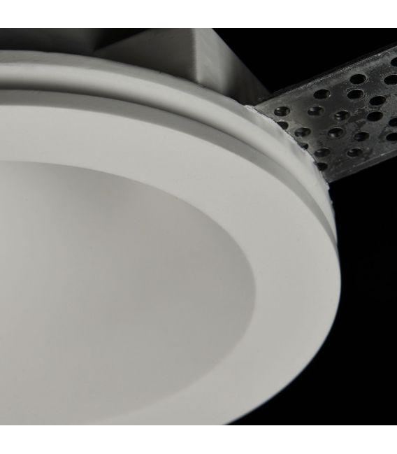 Įmontuojamas šviestuvas GYPS MODERN Round DL002-1-01-W