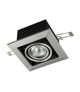 Įmontuojamas šviestuvas METAL MODERN Grey DL008-2-01-S
