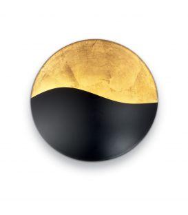 Sieninis šviestuvas SUNRISE AP4 Ø35 Black Gold 133300
