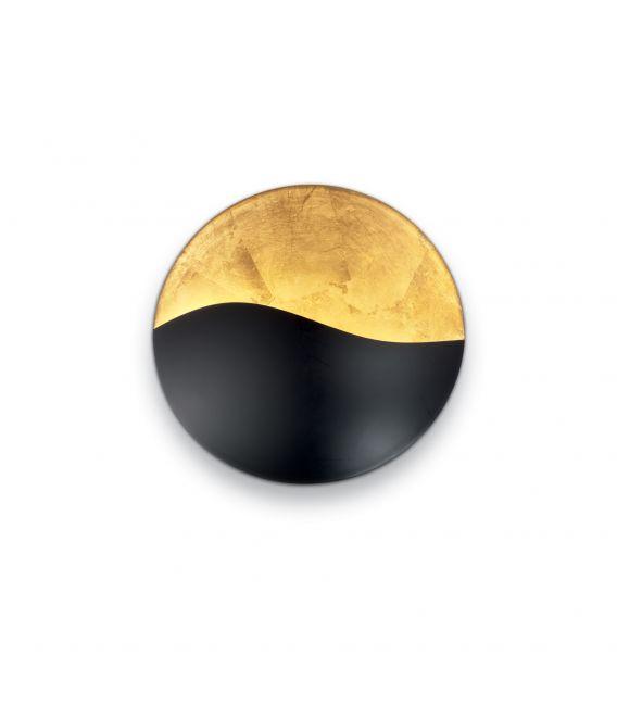 Sieninis šviestuvas SUNRISE AP3 Ø27.5 Black Gold 133270