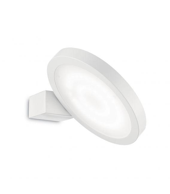 15W LED Sieninis šviestuvas FLAP AP1 ROUND White 155395