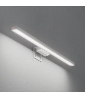 5.88W LED Sieninis šviestuvas EDGAR AP49 BIANCO IP44 136592