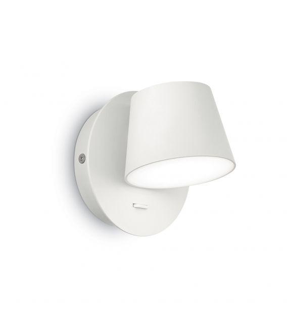 6W LED Sieninis šviestuvas GIM AP1 BIANCO 167152