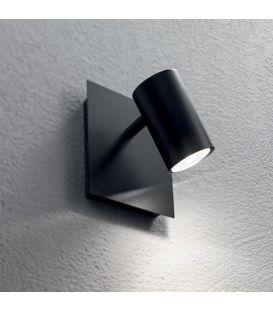 Sieninis šviestuvas SPOT AP1 NERO 115481
